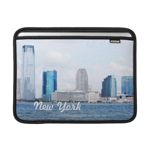 New York MacBook Sleeves