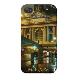 New York iPhone 4 Case Grand Central Souvenir