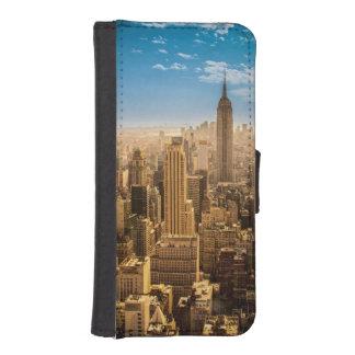 New York iPhone SE/5/5s Wallet Case