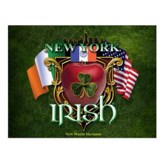 New York Irish Pride Postcard