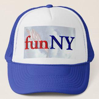 New York is Fun - funNY Trucker Hat