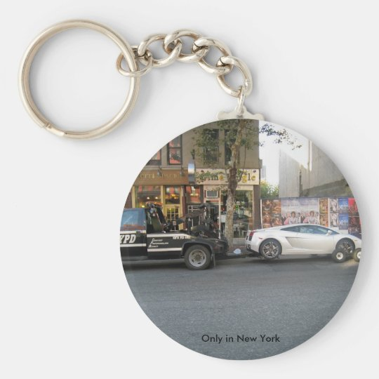 New York Key Chain