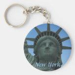 New York Key Chain New York Souvenir Liberty Gifts