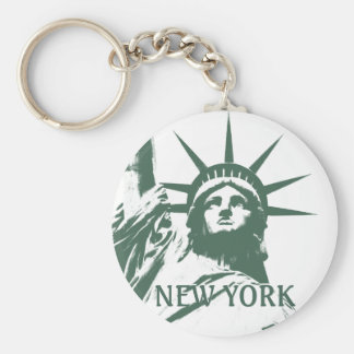 New York Key Chain New York Souvenir Liberty Gifts