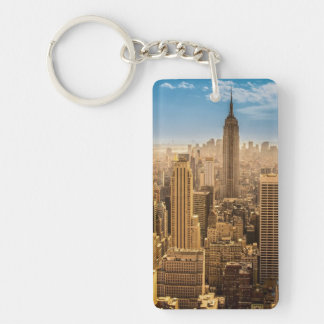New York Key Ring