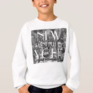 New York Kid's Sweatshirt NYC Kid's Souvenir Shirt