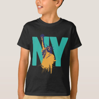 New York Lady Liberty T-Shirt