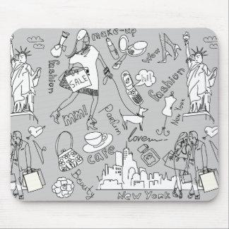 New York Life Mousepads