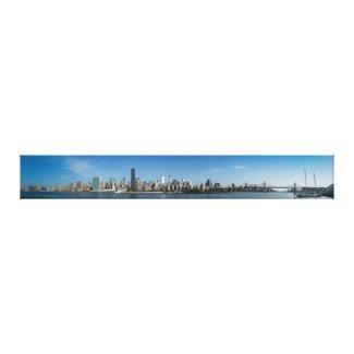 New York Long Island City Canvas Print