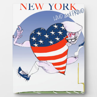 new york loud and proud, tony fernandes plaques