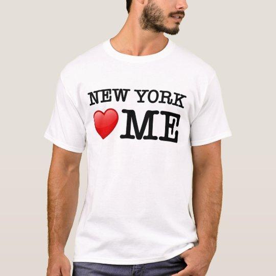 New York Loves Me, I love T-Shirt