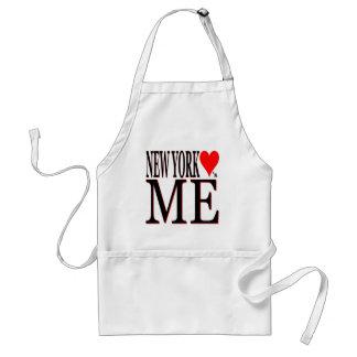 New York Loves Me Standard Apron