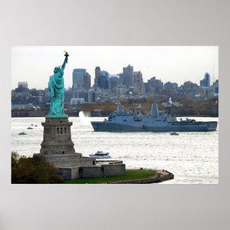New York LPD 21 Poster