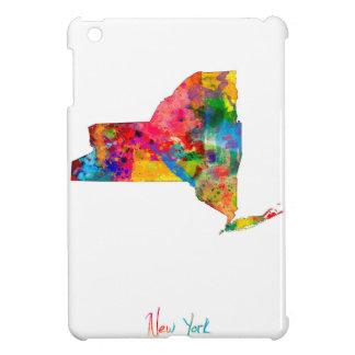 New York Map iPad Mini Cover