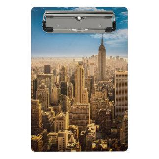 New York Mini Clipboard