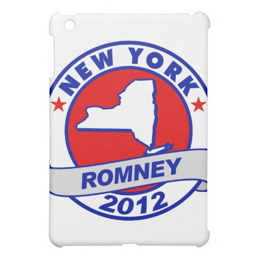 New York Mitt Romney iPad Mini Cases