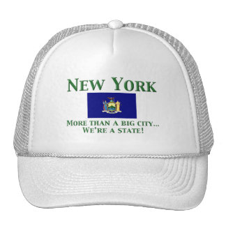 New York Motto Hat