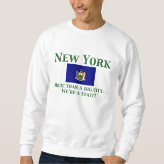 New York Motto Sweatshirt