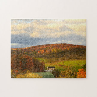 New York Mountains Jigsaw Puzzle