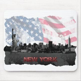 New York Mouse Mat