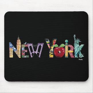 New-York mousepad