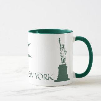 New York Mug New York Statue of Liberty Coffee Cup