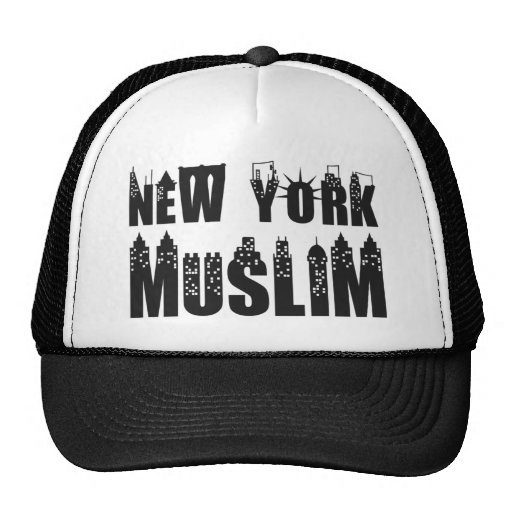 New York Muslim Trucker Hat
