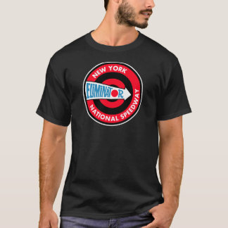 New York National Speedway Vintage sign T-Shirt
