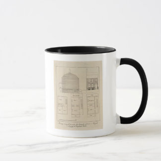 New York, New Jersey, Pennsylvania Mug