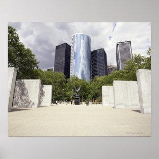 New York, New York City, Manhattan, Vietnam Poster