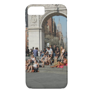 New York, New York don't we love it iPhone 7 Case