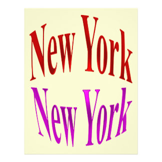 New York New York Flyer