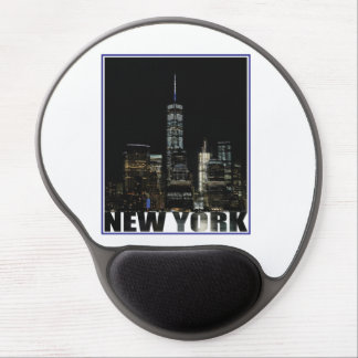 New York New York Gel Mouse Mat