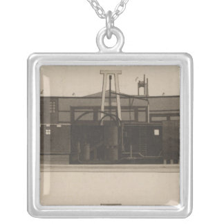 New York, New York Silver Plated Necklace
