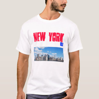 New York - New York Skyline T-shirt
