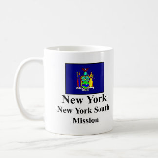New York New York South Mission Drinkware Coffee Mug