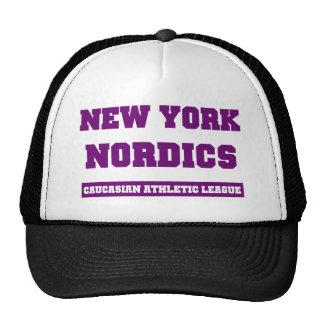 New York Nordics Cap