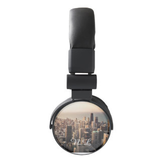 New York NY by N.L coughs up Headphones