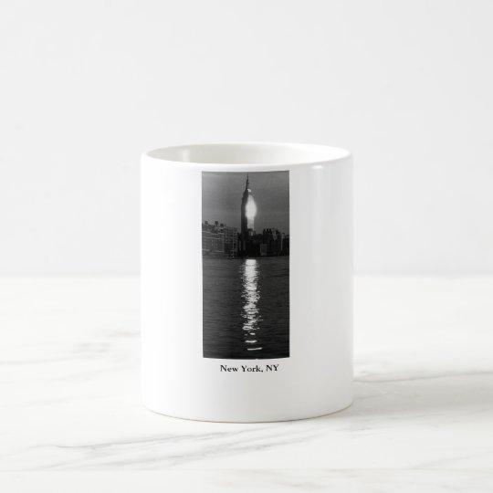 New York, NY Coffee Mug