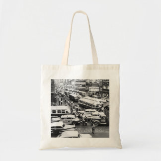 New York, NY in the mid 1940s Tote Bag