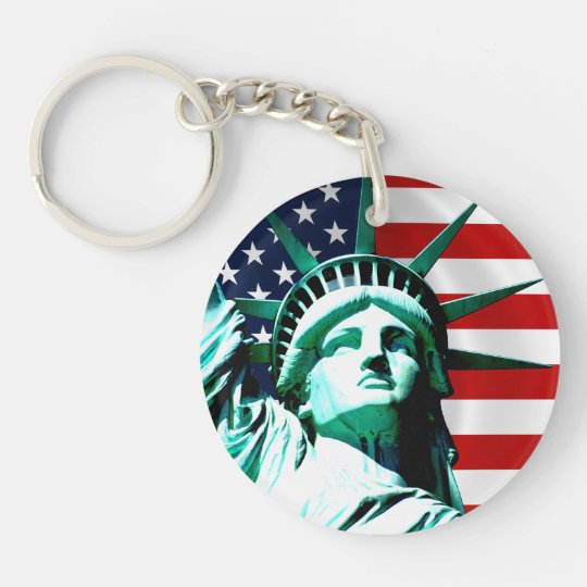 New York, NY Key Ring