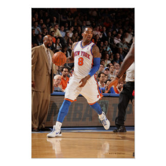 NEW YORK, NY - MAY 6: J.R. Smith #8 of the New Poster