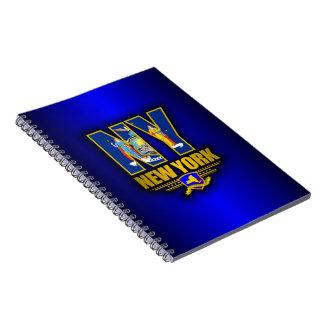 New York (NY) Spiral Notebook