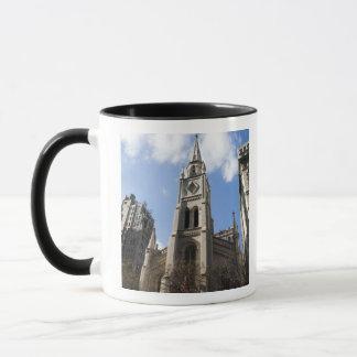 New York, NY, USA - The entrance to a Mug