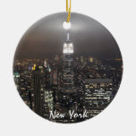 New York Ornament Personalised Souvenir Decoration