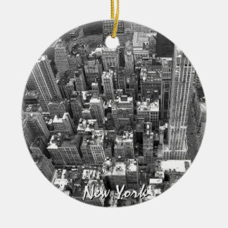 New York Ornament Personalized Souvenir Decoration