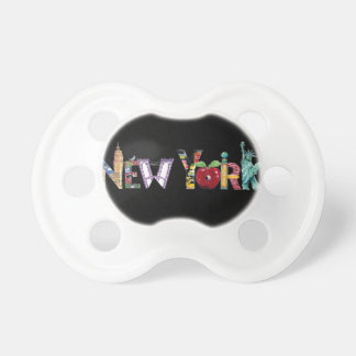 New York pacifier