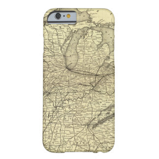 New York, Pennsylvania and Ohio Railroad Barely There iPhone 6 Case