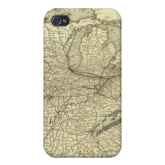 New York, Pennsylvania and Ohio Railroad Cover For iPhone 4