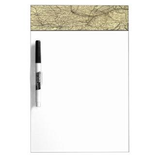 New York, Pennsylvania and Ohio Railroad Dry Erase Board